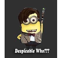 Despicable Who by amyg213