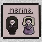 Marina and the Diamonds by lilycatherine