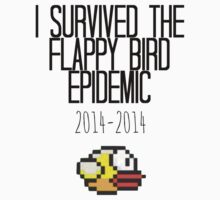 I Survived The Flappy Bird Epidemic by joshgranovsky