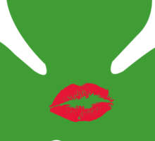 I'm Irish Kiss me  Sticker