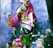 The Giant Slayer. by - nawroski -