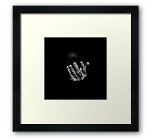 And I do appreciate you being 'round.... Framed Print