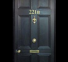 iPhone 5s case: 221b (Sherlock) by ashmakestees
