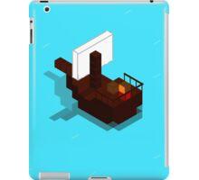 Lonley Ship iPad Case iPad Case/Skin