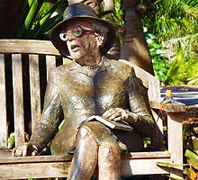Marjory Stoneman Douglas Sculpture Photo by artkrannie