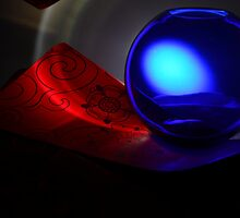 A Blue Sphere by Schoolhouse62