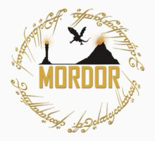 Mordor by jlechuga