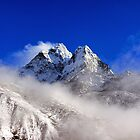 Ama Dablam by Harry Oldmeadow