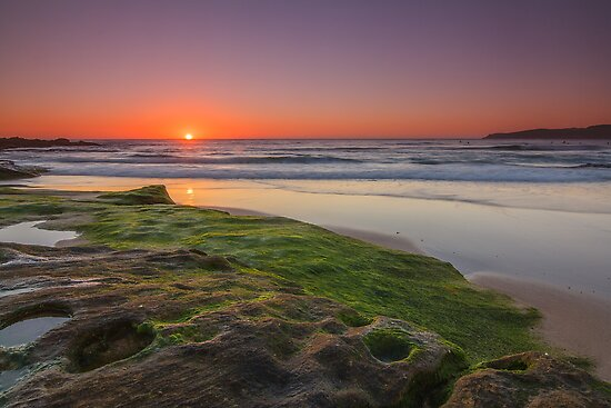 Maroubra Beach by Andi Surjanto