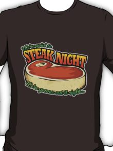 Scrubs - Steak Night T-Shirt