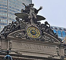 Grand Central Terminal NYC by SharpPhotos