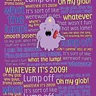 LSP Quotes by littlegreenhat