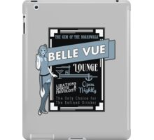 The Belle Vue - A Great Place To Get A Drink iPad Case/Skin