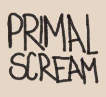 Primal Scream by bad-wolf