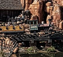 Thunder Mountain Legends by Chris Lanam