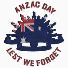 Australian ANZAC by Mil Merchant