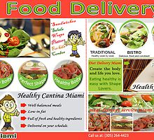 Cantina Food Delivery Miami by HealthyMealDeli