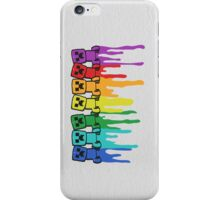 Rainbow Creep iPhone Case/Skin