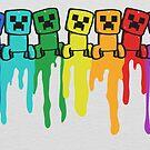 Rainbow Creep by thehookshot