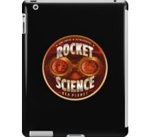 Rocket Science Red Planet T-Shirt iPad Case/Skin