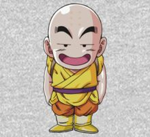Krillin by YounesChergui
