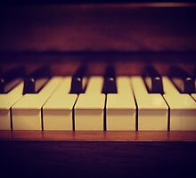 Piano Keys by Kimberose