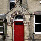 Red Door by Segalili