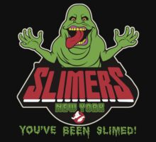Slimers of New York by Buby87