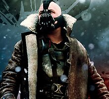 Bane (The Dark Knight Rises) by Electraa