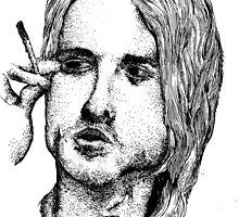 Kurt Cobain by JessPJArt