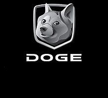 Dodge Doge by mvettese