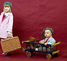 Nadia & Ignacy by MarekM