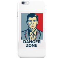Archer - Sterling Archer - Danger zone iPhone Case/Skin