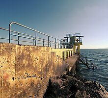 Salthill Diving Board by Aaron Corr
