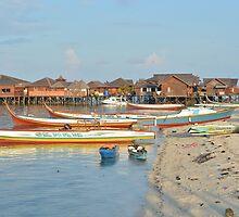 Mabul Island by shintzen
