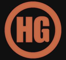 HatchedGeneration - Orange Circle Logo by HatchedGen