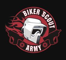 BIKER SCOUT ARMY by Alienbiker23
