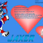 Jaxer Valentine Day Card by TakeshiUSA