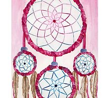 Pretty Dreamcatcher by shelbie1972