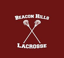 Beacon Hills Lacrosse Phone Case by zombienomrawr