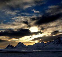 East Coast Sunset by Roddy Atkinson