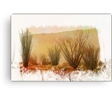 My Painted Desert Canvas Print