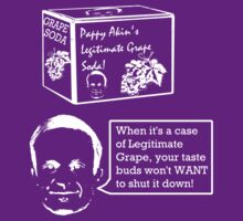 Pappy Akin's Legitimate Grape Soda by mta-sextape