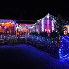 Christmas Lights by JaninesWorld