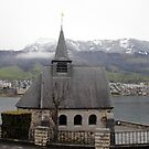 Swiss church by magiceye