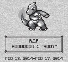 R.I.P ABBY by triforce15
