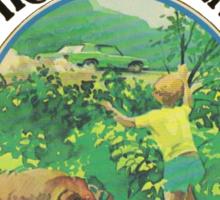 Trixie Belden Book Cover Sticker