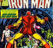 Ironman comic by Mccauleypgunner