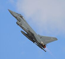 Typhoon FGR4 (Eurofighter) by sean-gibson