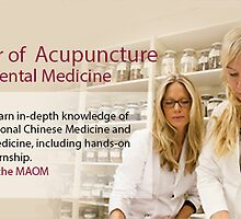 American College of Acupuncture Oriental Medicine by acaom